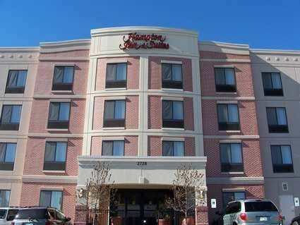 Hampton Inn & Suites Denver-Speer Boulevard