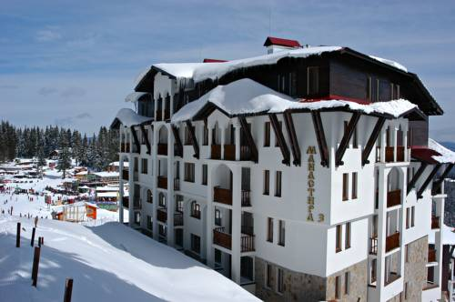 Aparthotel Monastery 3