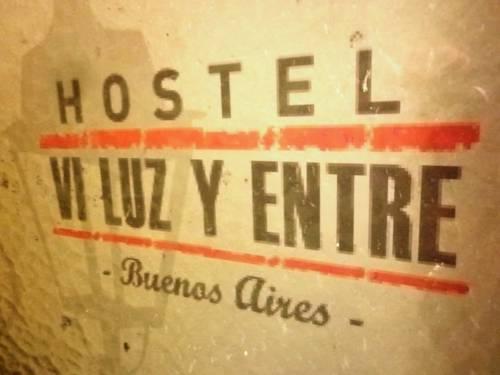 Vi Luz y Entre Hostel