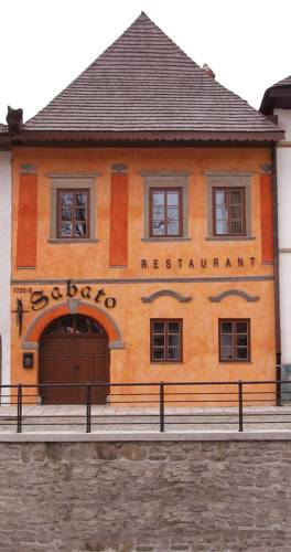 Pension - Restaurant Sabato