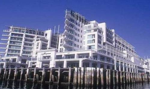 Auckland Waterfront Serviced Apartments on Prince's Wharf