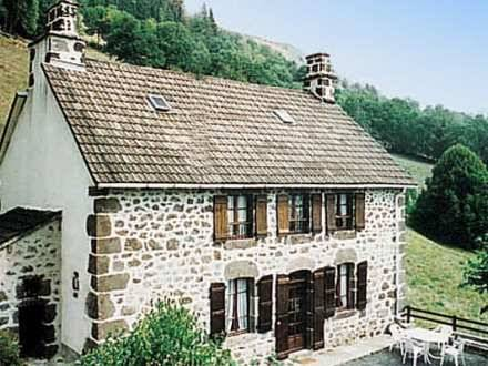 Holiday Home Maison Bourrel St Martin Valmeroux