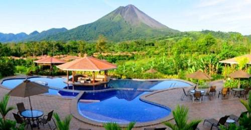 Arenal Manoa & Hot Springs