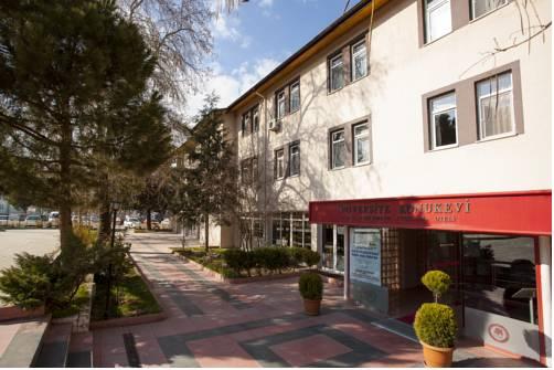 SDU Arastirma ve Uygulama Hotel