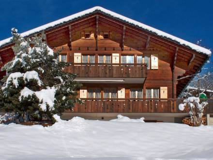 Apartment An der Egg II Grindelwald