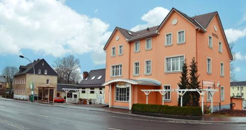 Hotel Villa Rose (Fam. Strupix)