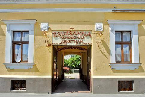 Zsuzsanna Vendégház