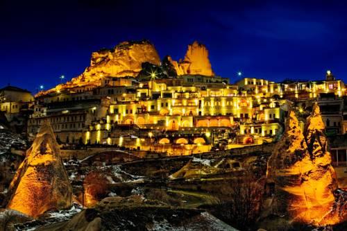 Cappadocia Cave Resort & Spa Hotel