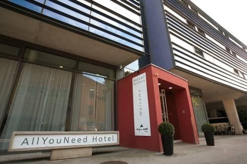 AllYouNeed Hotel Salzburg