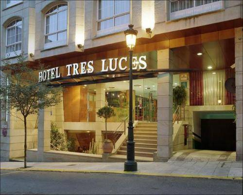 Hotel Sercotel Tres Luces