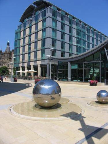 Mercure Sheffield St Paul's Hotel & Spa