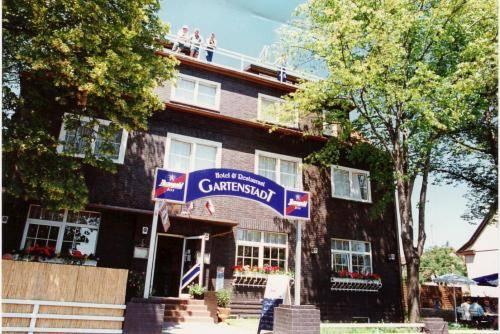 Hotel and Restaurant Gartenstadt