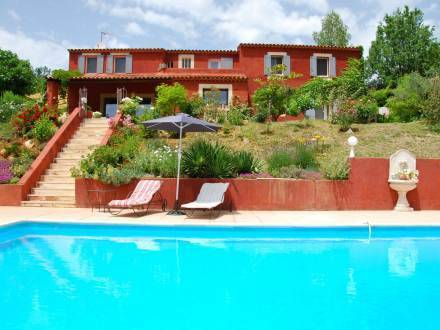 Holiday Home Des Roses Roussillon