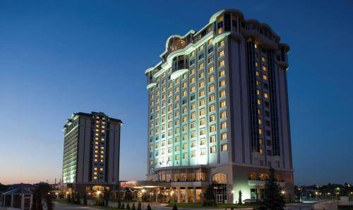 WOW Istanbul Hotel