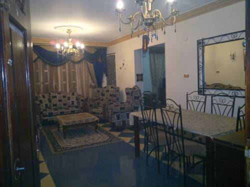 Furnished Apartment in Abbas El Akkad Street Nasr City