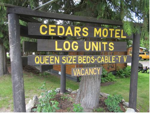 The Cedars Motel