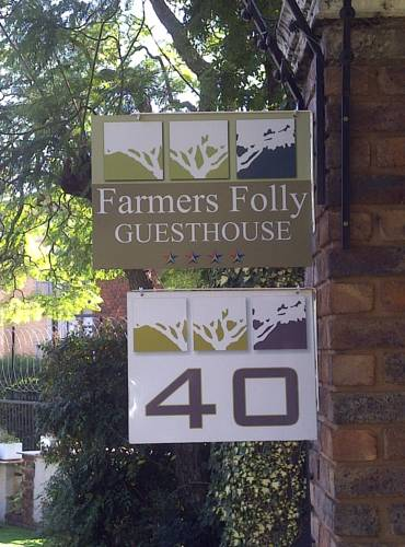 Farmers Folly Guest House