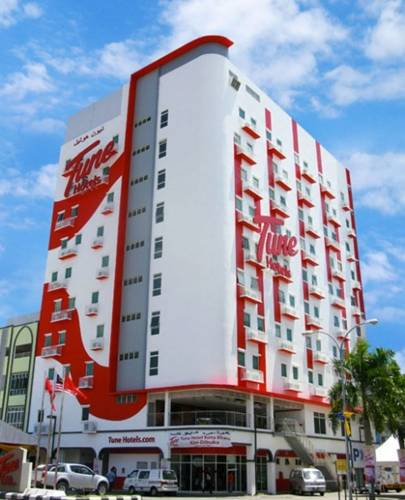Tune Hotel – Kota Bharu City Centre