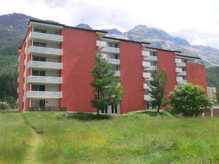 Apartment Appartmenthaus Skyline 309