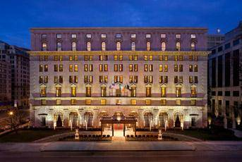 St. Regis Hotel Washington D.C.