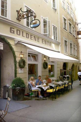 Hotel Goldgasse - Small Luxury Hotels of the World