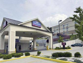 Howard Johnson Express Inn North Bergen