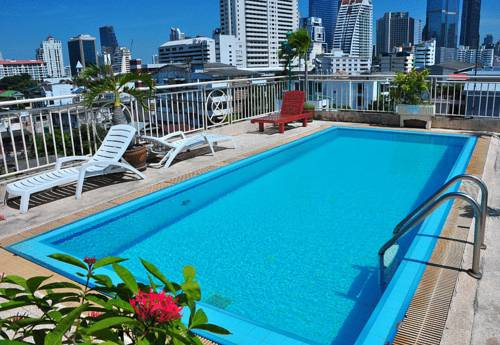 Sathorn Saint View Serviced Apartment