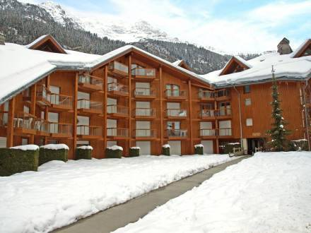 Apartment Enclave II Contamines Montjoie