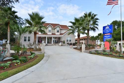 Americas Best Value Inn & Suites - Savannah / Garden City