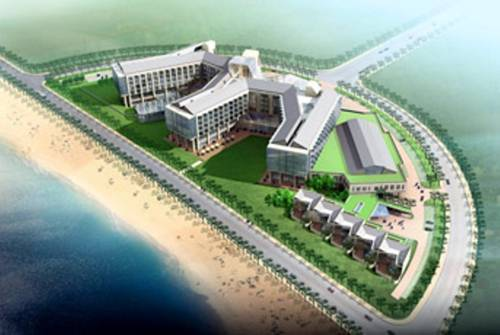Sheraton Yantai Golden Beach Resort
