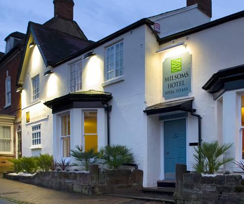 Loch Fyne Restaurant And Milsoms Hotel