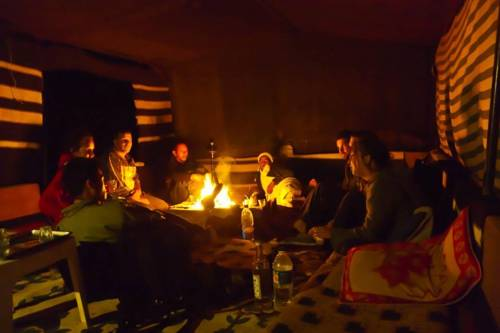 Bedouin Gate Camp