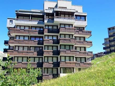 Apartment Bollin III Tignes