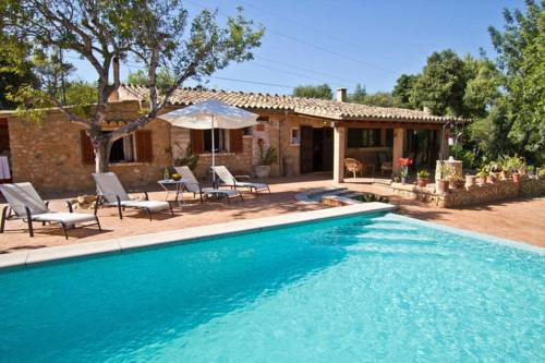 Holiday Home Cas Padri Inca