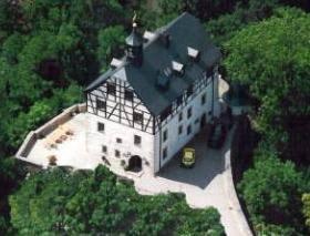 Schloss- gut- Hotel Jößnitz