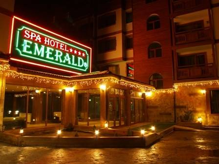 Emerald Hotel & Spa - Half Board