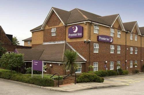 Premier Inn Rotherham East (M18/M1)