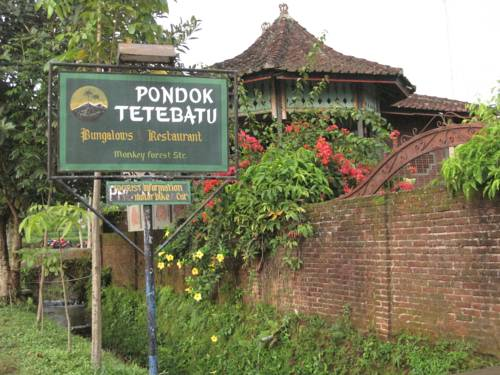 Pondok Tetebatu Cottages and Cafe