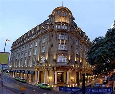 Gran Hotel Ancira Monterrey
