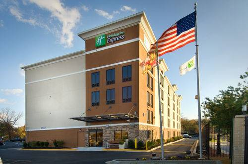 Holiday Inn Express Washington DC-BW Parkway