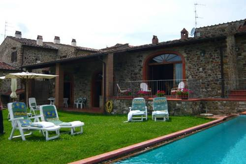 Holiday Home Le Masse Greve In Chianti