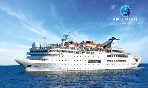 Orient Queen 2-Sailing every Monday for 7 Nights