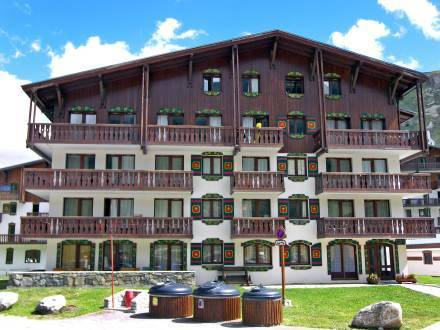 Apartment Club II Tignes