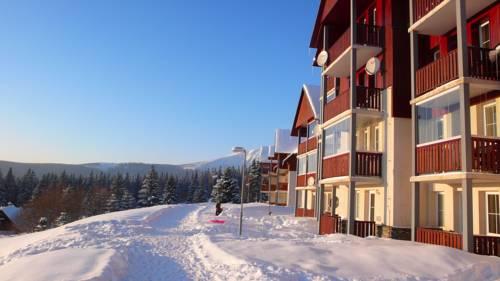 Apartmány Horní Mísečky