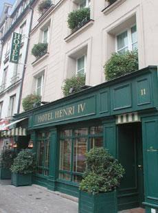Hôtel Henri 4
