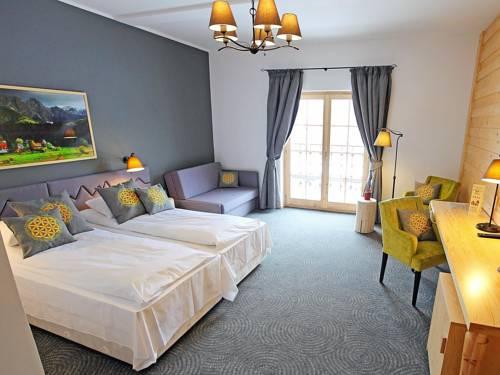 Hotel Gazdówka Spa