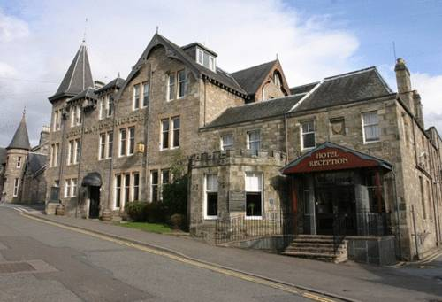 Scotlands Hotel & Leisure Club