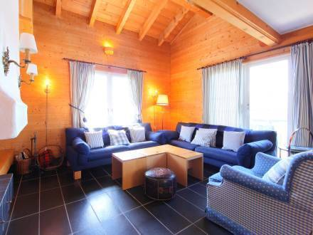Holiday Home La Colline I Crans Montana