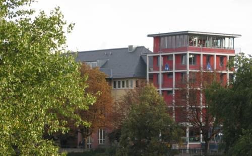 Jugendherberge Frankfurt - Haus der Jugend