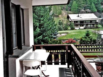 Apartment Haus La Montanara Saas-Almagell